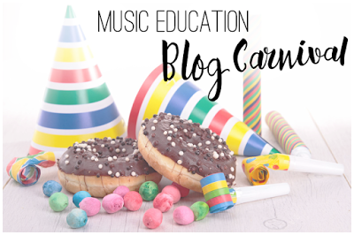 Music Education Blog Carnival hosted by Tracy King