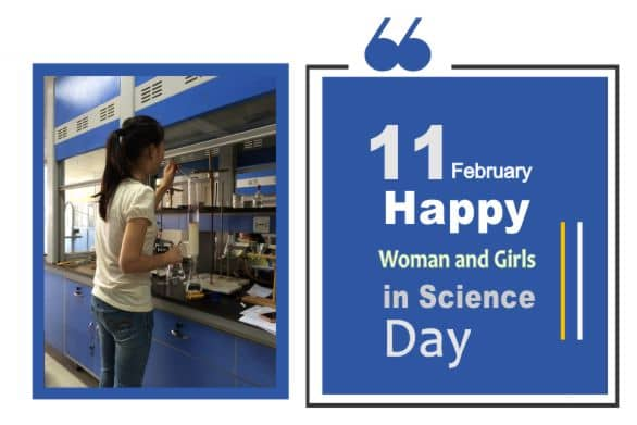 International Day of Woman and Girls in Science  Status ForWhatsapp