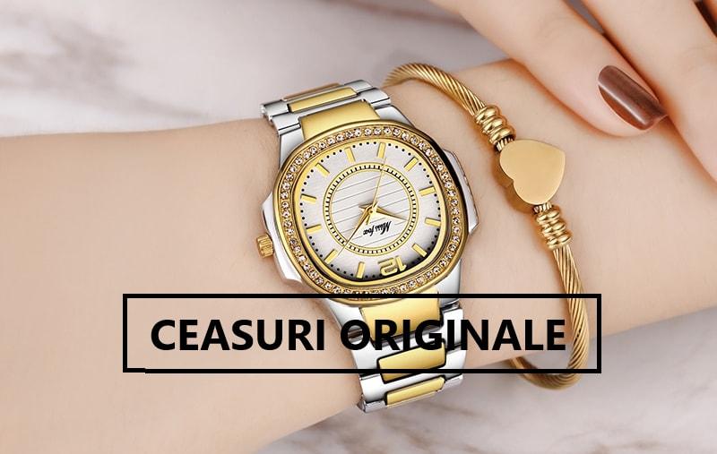 Ceasuri dama ieftine originale de firma elegante si casual