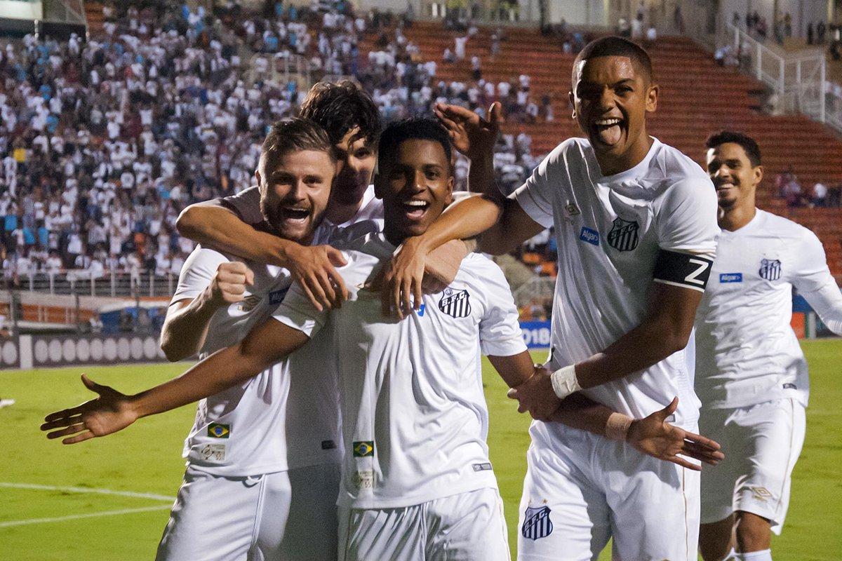 Ceará perde para Santos na estreia do Brasileirão 2018 2c7fc8ec020bb