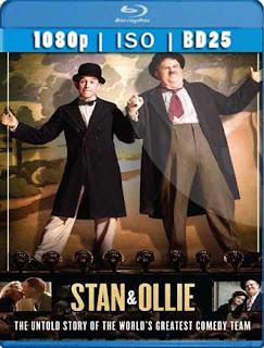 El Gordo y el Flaco (Stan & Ollie) (2018) BD25 [1080p] Latino [GoogleDrive] SXGO