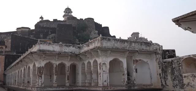 कुचामन किला नागौर राजस्थान
