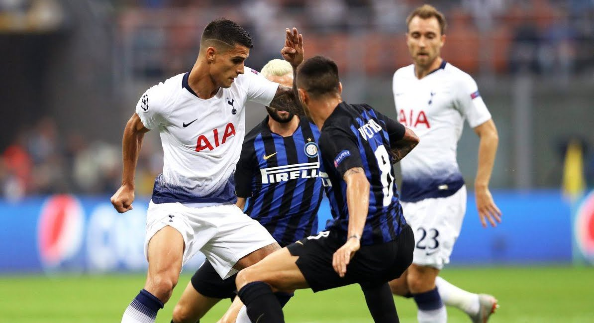 Rojadirecta Tottenham-Inter Streaming, dove vedere la partita del San Paolo.