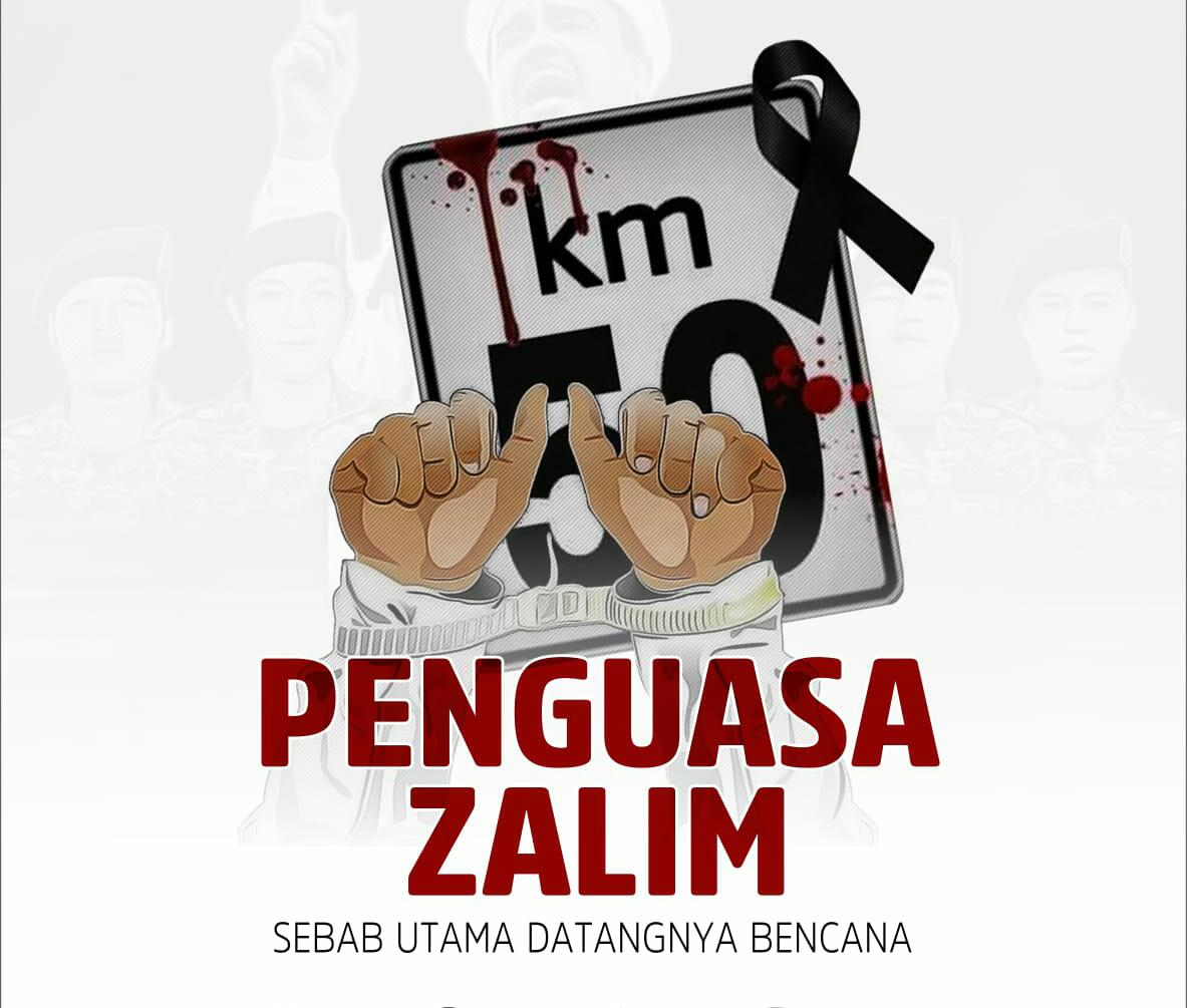 Ustadz Hamzah Baya: Penguasa Zalim Sebab Utama Datangnya Bencana!