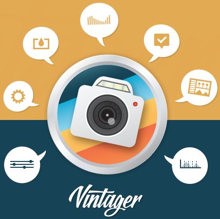 Vintager 2016 2.0.1 | Creativo y sencillo programa para dar tonos vintage a tus fotos | Ahora con más funciones