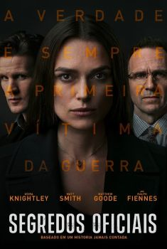 Segredos Oficiais Torrent - WEB-DL 720p/1080p Legendado