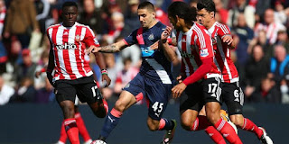 Newcastle vs Southampton Live Streaming online Today 10.03.2018 Premier League
