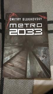 """,,Metro 2033"""" Dmitry Glukhovsky"""