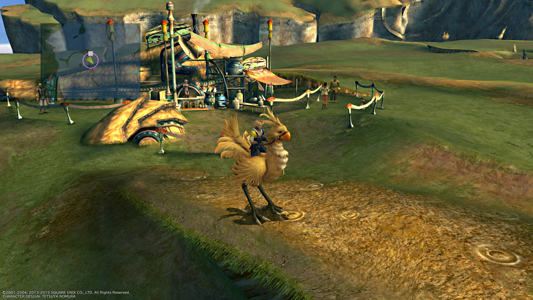 Final Fantasy X Chocobo