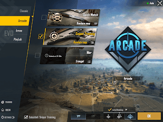 Tips bermain arcade mode pubg mobile