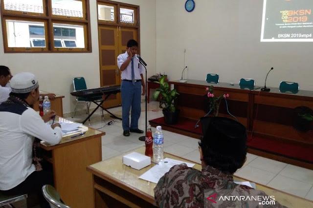 Sekolah Katolik di Muntilan selenggarakan lomba azan siswa Islam