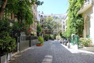 Paris : Hameau Michel-Ange, charmante illustration des transformations urbaines à Auteuil dans les années 1920 - XVIème