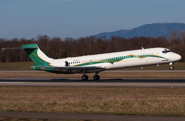 amac aerospace md-87