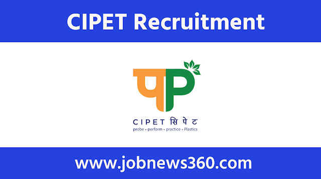 CIPET Chennai Recruitment 2020 for Legal Consultant