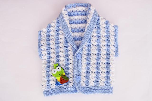 5 - Crochet Imagen Chaleco a crochet y ganchillo por Majovel Crochet
