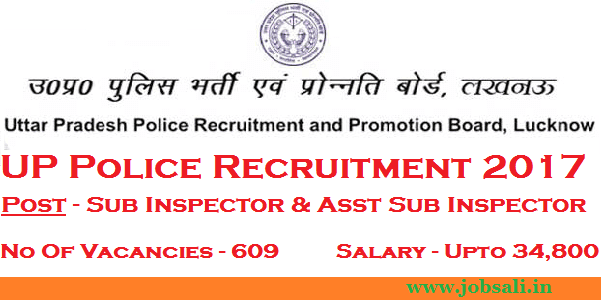UP Police Recruitment, UP Police vacancy, UPPRB Lucknow