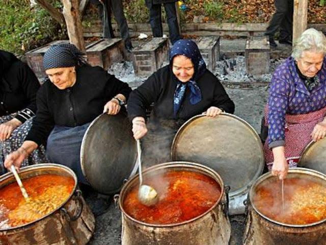 Παραδοσιακά χειμωνιάτικα φαγητά της γιαγιάς από όλη την Ελλάδα
