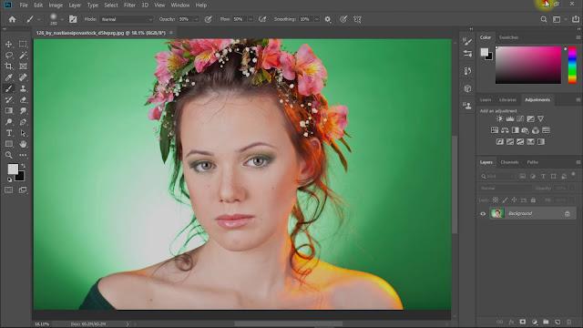 how to perfect skin tone screenshots