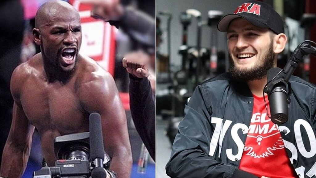 Floyd Mayweather Khabib Fight