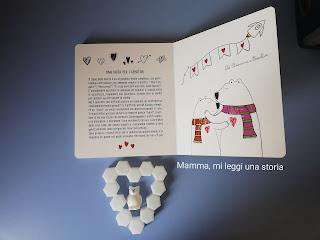L'orso Ale va sulla Luna - libro per bambini