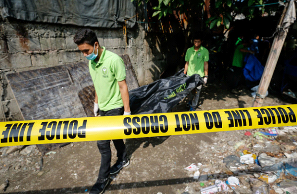 US airs out concern in PH's war on drugs