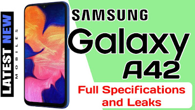 Samsung Galaxy A42 Specifications