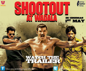 Video: Shootout At Wadala - Official Trailer