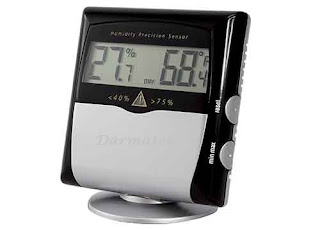 Darmatek Jual TFA Music Digital Thermohygrometer