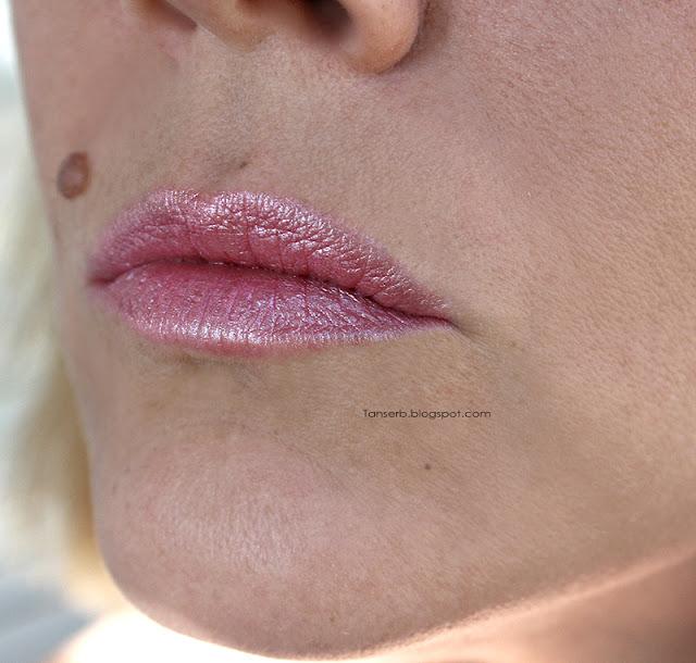 NYX extra creamy lipstick № 598