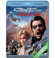 STARSHIP TROOPERS: EL TRAIDOR DE MARTE (2017) FULL 1080P HD MKV ESPAÑOL LATINO