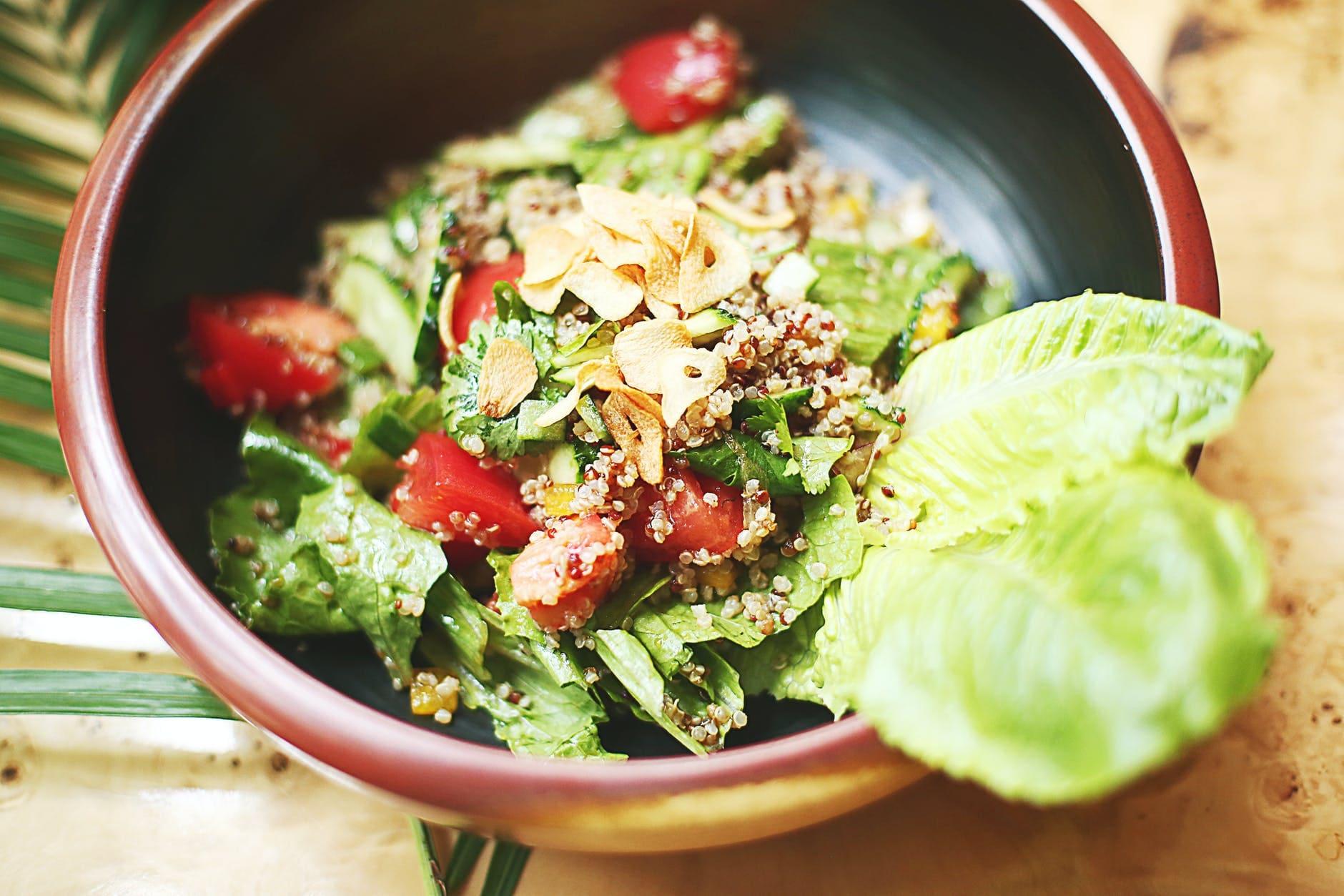 How to make a wonder lentil salad