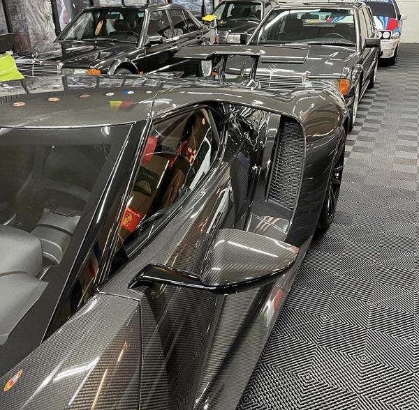 Ford GT Liquid Carbon PPC