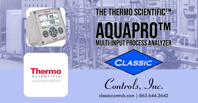 AquaPro™ Multi-Input Process Analyzer