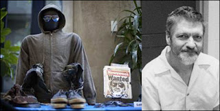 The Unabomber's Hoodie and Sunglasses