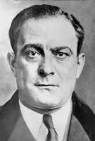 El gran jefe mafioso Vito Genovese