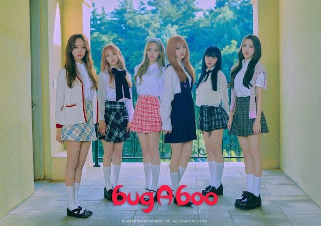 bugAboo 버가부, el nuevo grupo femenino de A Team
