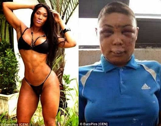 Transgender Female Prisoner is stripped, battered & shaved in Brazil