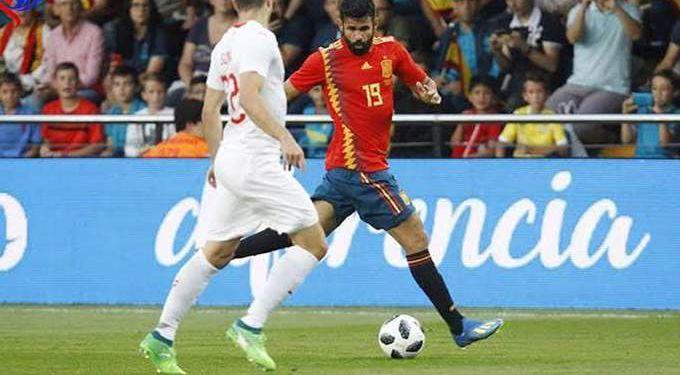موعد مباراة اسبانيا وسويسرا في ربع نهاي كأس الامم الاوروبيه