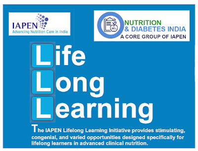 Courses Offered by Nutrition and Diabetes, India