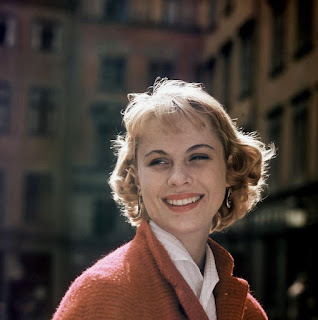 Bibi Andersson. Celebrities we lost in 2019. Rachel Hancock @retrogoddesses
