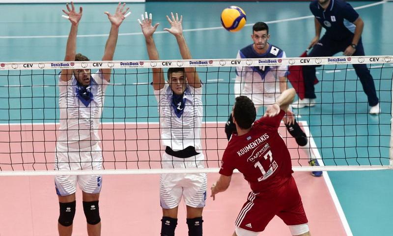 Ο Ολυμπιακός νίκησε με 3-0 τον Εθνικό Αλεξανδρούπολης