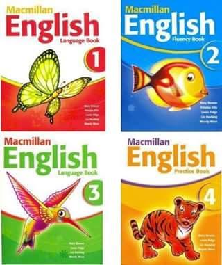 جميع مذكرات وشيتات منهج ماكميلان Macmillan  English Memos     من الصف الاول للصف السادس مع الجرامر والقصة ترم أول وترم ثان