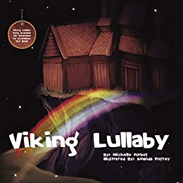 Viking Lullaby book promotion by Michelle Forbes
