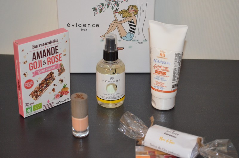 review Box évidence Juin 2017