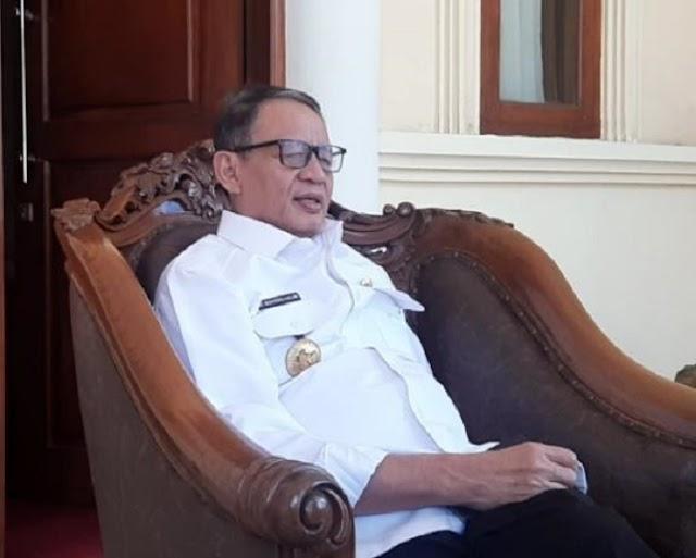 Gubernur Apresiasi Kepada Polisi Dan Relawan, ODGJ Dibawa Ke Dinsos