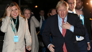 British Prime Minister's Girlfriend Expected to Have a Baby