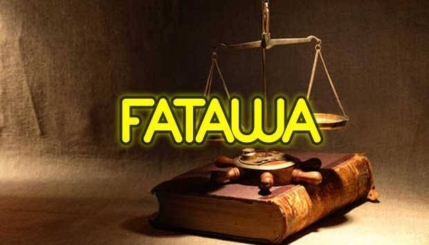 fatwa  meaning in hindi