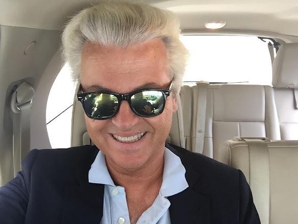 Wilders Adakan Lomba Menggambar Kartun Nabi Muhammad SAW
