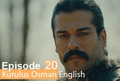 episode 20 from Kurulus Osman