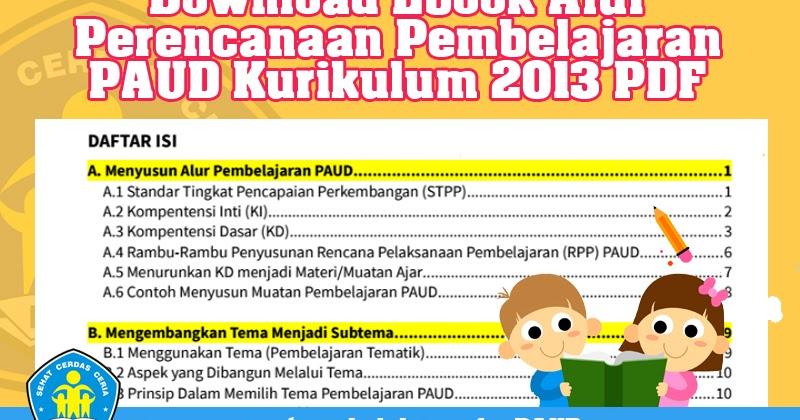 Download Ebook Alur Perencanaan Pembelajaran Paud